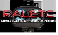 RALETC Logo - Radar And Laser Expert Testing Cooperative