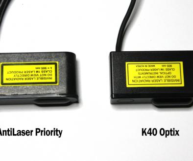 K40 vs ALP Head side by side