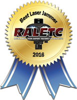RALETC Best Laser Jammer 2016 Award