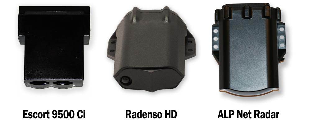Remote Mounted Radar Receivers (9500 Ci, Radenso HD, ALP Net Radar)