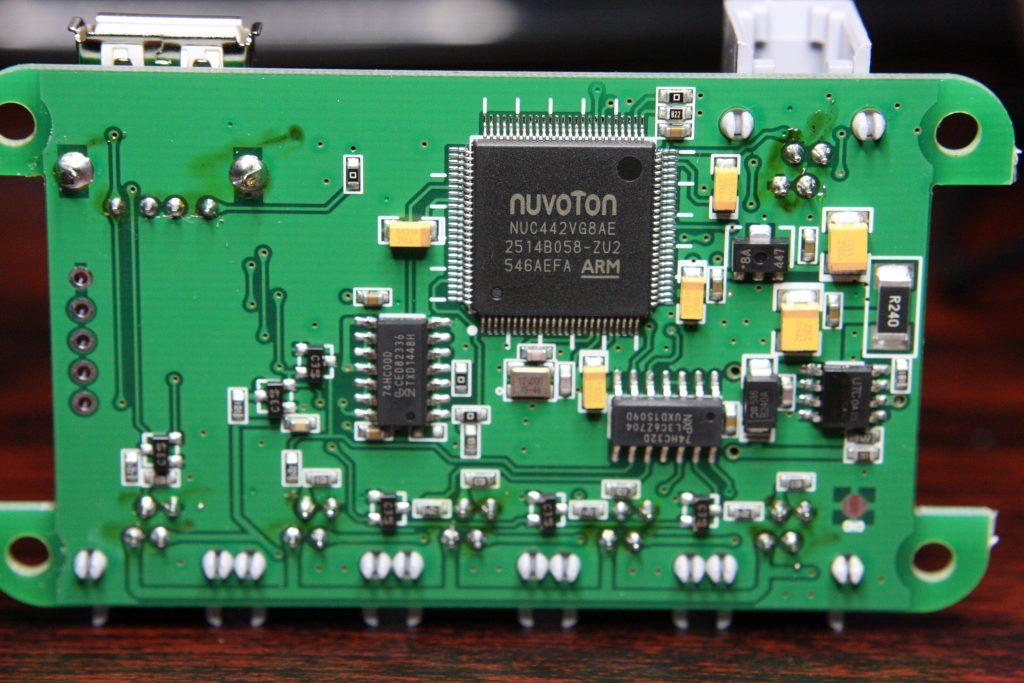 K40 Defuser Optix motherboard and CPU
