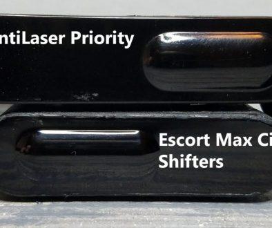 Escort MAX Ci – First Impressions